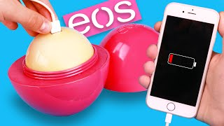 DIY GIANT EOS Phone Charger!