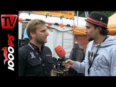 Harley Davidson Wien Interview - EBW 2014