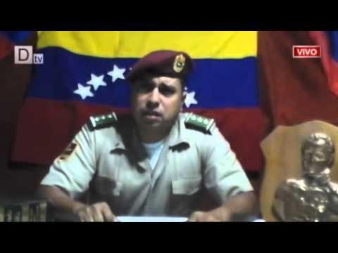 Capitan de las Guardia Nacional Juan Carlos Caguaripano Scott