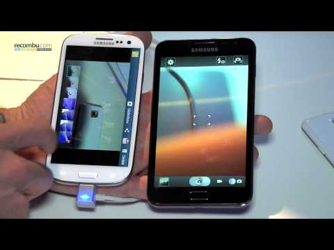 Samsung Galaxy S3 VS Samsung Galaxy Note Comparison