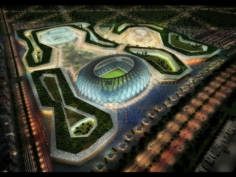 Qatar 2022 FIFA World Cup Stadiums - Unravel Travel TV
