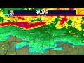 Severe Thunderstorm Warning - Chicago area