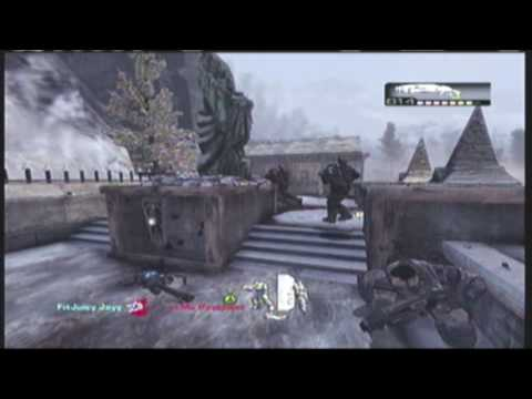 1st Gears of War 2 Shotgun Montage :: Enmitys