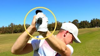 HOW TO SHALLOW THE GOLF CLUB AND HIT IT FURTHER!