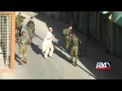 Stabbing attack thwarted by Israeli settler in West Bank town of Hebron