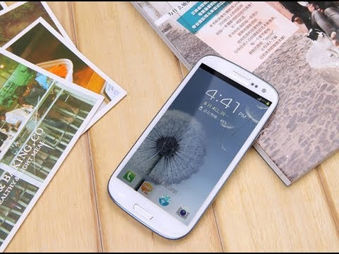 Better than Galaxy S4? HDC Galaxy Player N7300 EX Quad Core System Review