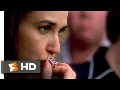 Indecent Proposal (1/8) Movie CLIP - Kiss The Dice (1993) HD