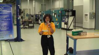 GM Advanced Battery Lab Tour, Part II
