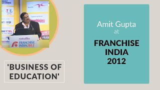Business of Education     Amit Gupta at