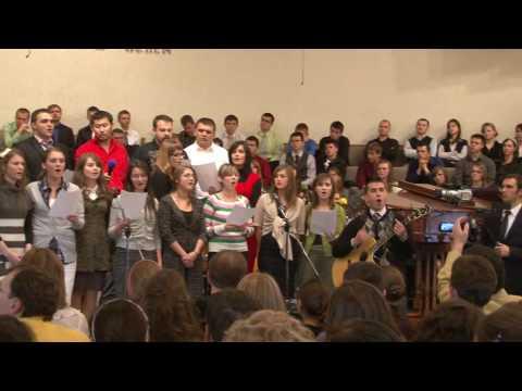 Христианские песни - Бог с нами в долине удачи
