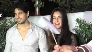 Katrina Kaif Hot Kissing Scene Sidharth Malhotra | Baar Baar Dekho