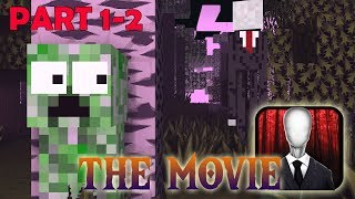 Monster School : SLENDERMAN 'S REVENGE THE MOVIE PART 1-2