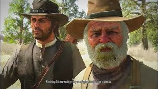 Red Dead Stories: Uncle & John Marston's Last Days (All Cutscenes)