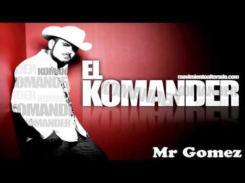 El Komander - 100 Balazos Al Blindaje 'Con Letra'