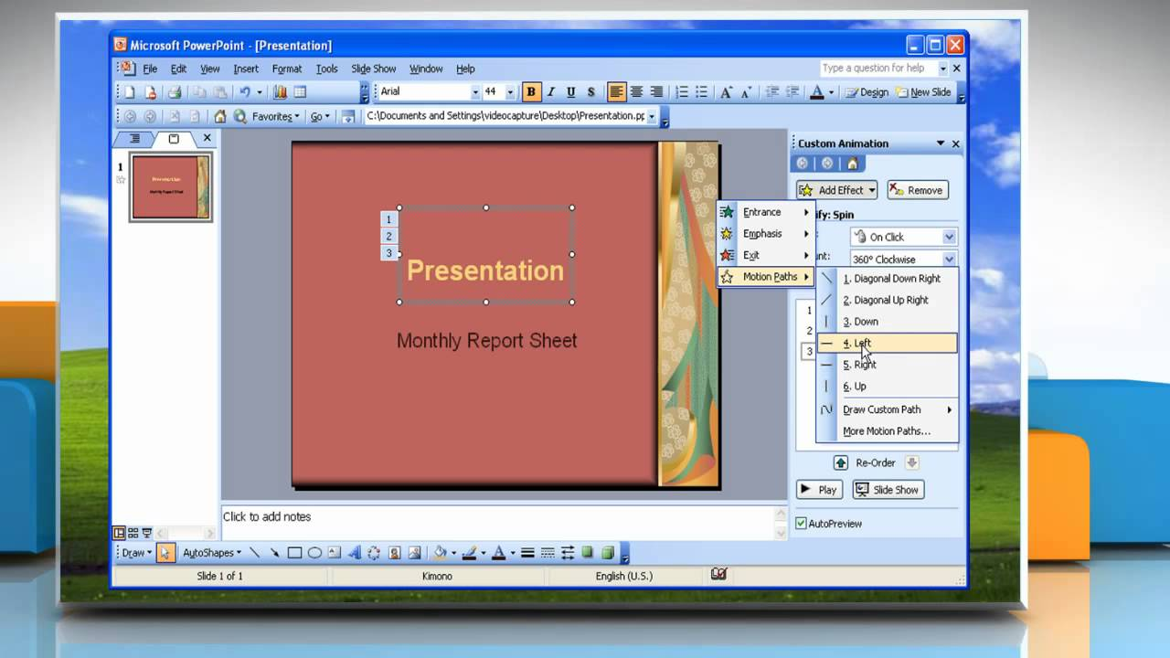 ms powerpoint exercise part ii This is a quick reference (part ii) for the ms excel users of beginner level.