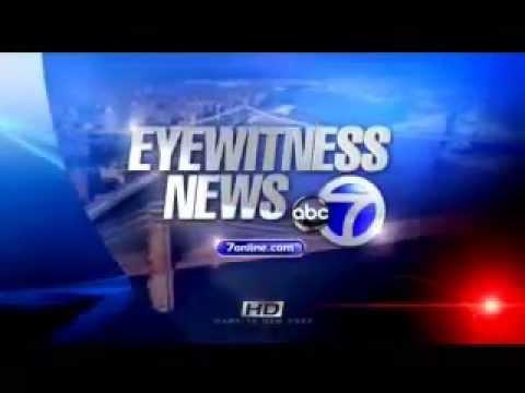 WABC-TV news opens