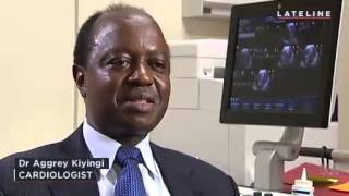 Dr. Aggrey Kiyingi on Australian TV Part 1