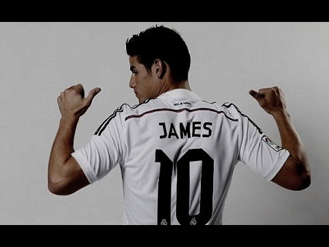 James Rodriguez ● Real Madrid ultimate player ● HD |