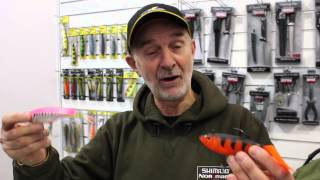 LURE FISHING ADVICE WITH MICK BROWN