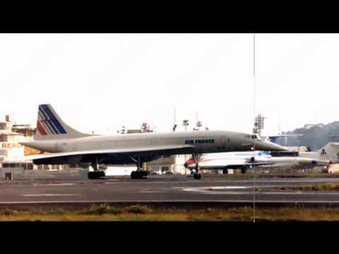 Concord Mexico el Concorde en México