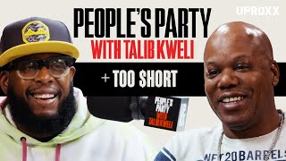 Talib Kweli And Too $hort Talk #MeToo Vs. Pimpin', 2Pac, Biggie, & Dope Money + Rap | People's Party