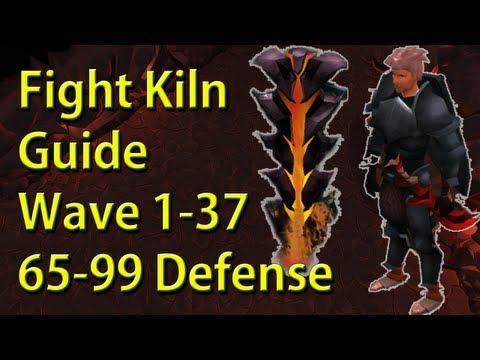 Feedback would be appreciated   EOC Fight Kiln Guide Runescape
