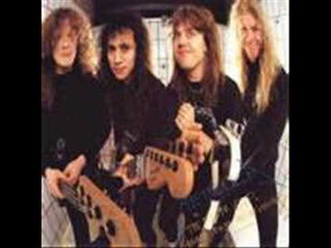 Metallica - Last Caress