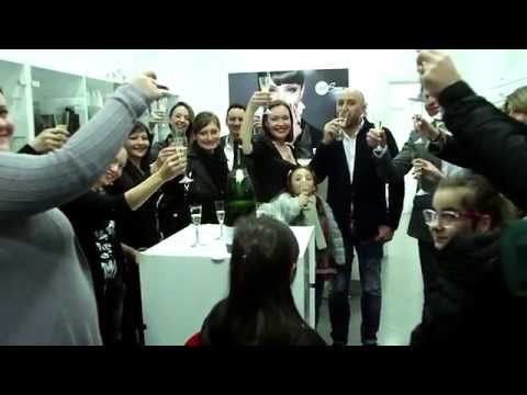 LAIF&Sergey Lavrukhin - Inaugurazione International Nail Design Academy