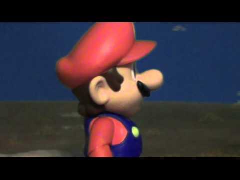 Random Battles Mario Vs Goku Vs Godzilla(2000) video