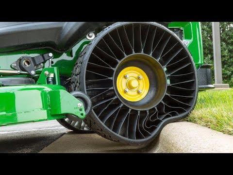 अजीबो-गरीब टायर जो आपके होश उड़ा देंगे || 6 MOST INCREDIBLE WHEELS YOU'VE EVER SEEN