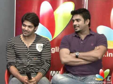 Madhavan & Arya Meet Fans - IG Special