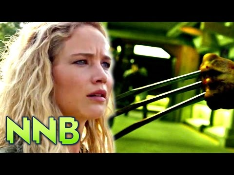 Jennifer Lawrence Ruins X-Men?