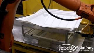 Robotic Solutions | Kuka Plastic Trim