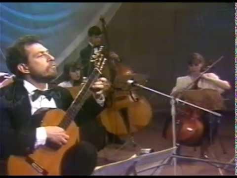 Вивальди Антонио - Ларго (Концерт для гитары и оркестра Ре мажор (для соло)
