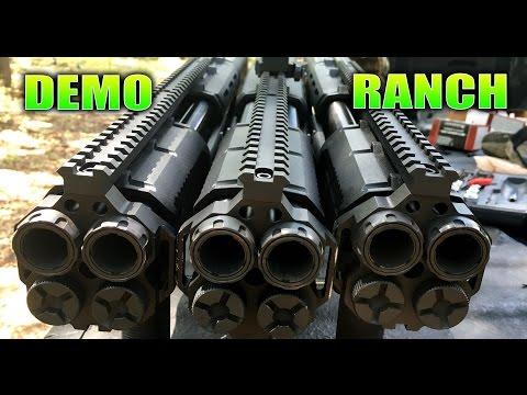 Three barrel shotgun goosfraba online the triple double 6 barrel shotgun thecheapjerseys Choice Image