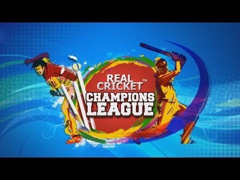 Real Cricket™ Champions League Android GamePlay Trailer (HD)