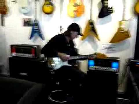 Matthias Jabs play originaly Foxy Lady Hendrix
