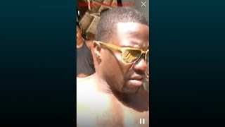 Periscope: Kevin Hart - Live from Mexico