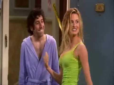 The big bang theory-Christy and Howard