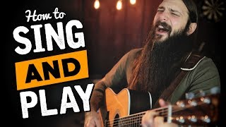 Download Lagu Play Guitar & Sing at the Same Time (in 3 Easy Steps) Gratis STAFABAND