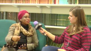 Interview with FGM survivor Hawa Sesay