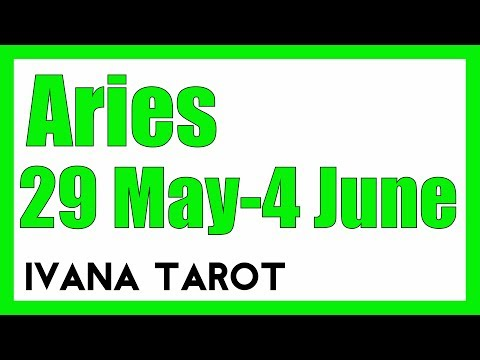 ❤️ LOVE WILL COME SILENTLY Aries Weekly Reading 29 May-  4 June 2017