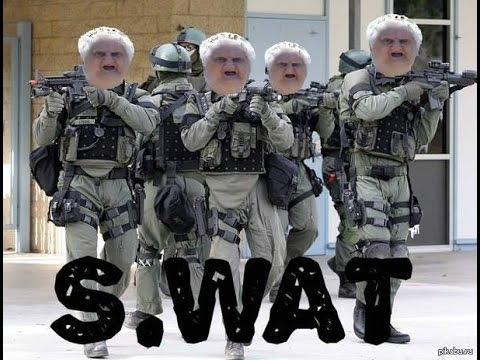 Безумный спецназ в S.W.A.T. 4 #2
