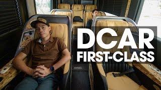 Trên tay DCAR LIMOUSINE với ghế First-class | Xe.tinhte.vn