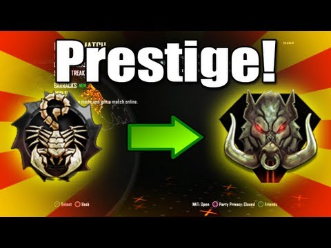 ★Black Ops 2: Entering the 4th Prestige! (Blops 2 Combat Record)