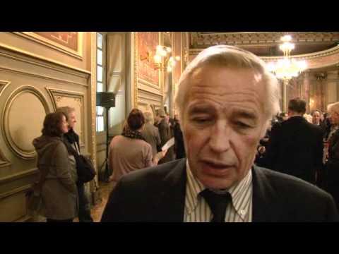 François REBSAMEN aux rencontre cinématographiques de Dijon