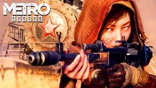Metro Exodus - Official Story Trailer