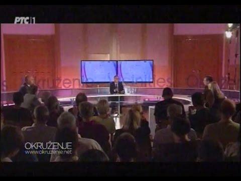 """Aleksandar Vučić, Edi Rama i Goran Svilanović u emisiji """"Okruženje"""""""