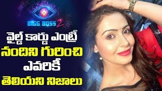 Unknown Facts About Bigg boss Nandini Roy | Telugu Bigg Boss Season 2 | Nani