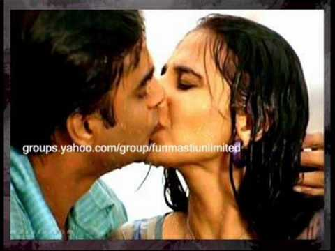 Hot & Real Kissing With Shakira Song video